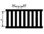 обозначение пешеходного перехода белый (1.14.1)